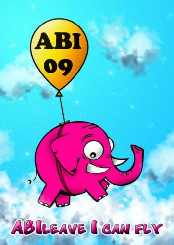 ABI09 - ABILeave I can fly